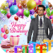 Download birthday photo frame with name and photo 0.9 APK