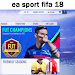 Download ea sport fifa 18 compassion ppsspp 1.1 APK