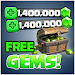 Download gems for clash royale prank 1.2 APK