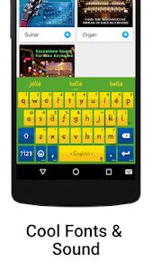 Download iKeyboard - emoji, emoticons 4.8.2.2313 APK