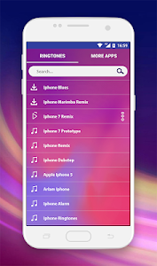 Download iPhone Ringtones for Android 2.3.1 APK