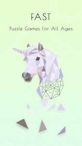screenshot of iPoly Art - Jigsaw Puzzle Game version 1.4.1
