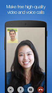 screenshot of imo free video calls and chat version 9.8.000000005031