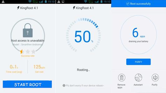 Download Кingroot Pro 1.1 APK