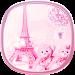 Download teddy Paris Eiffel Tower theme 1.1.4 APK