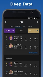 Download theScore: Live Sports Scores, News, Stats & Videos 6.21.2 APK