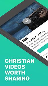Download yesHEis: Christian Videos Worth Sharing 65.0 APK